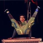 Fauteuil acrobatique
