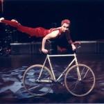 Vélo acrobatique